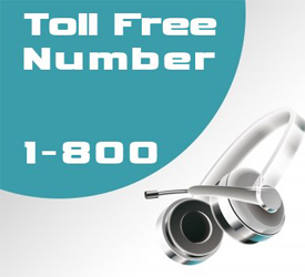 Toll Free Services Noida